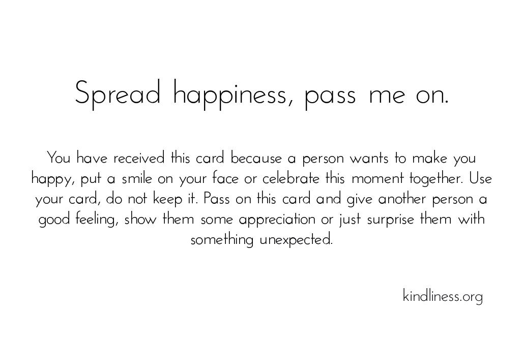 Kindliness